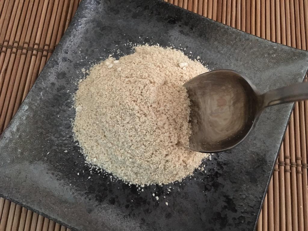 米ぬかのレシピ