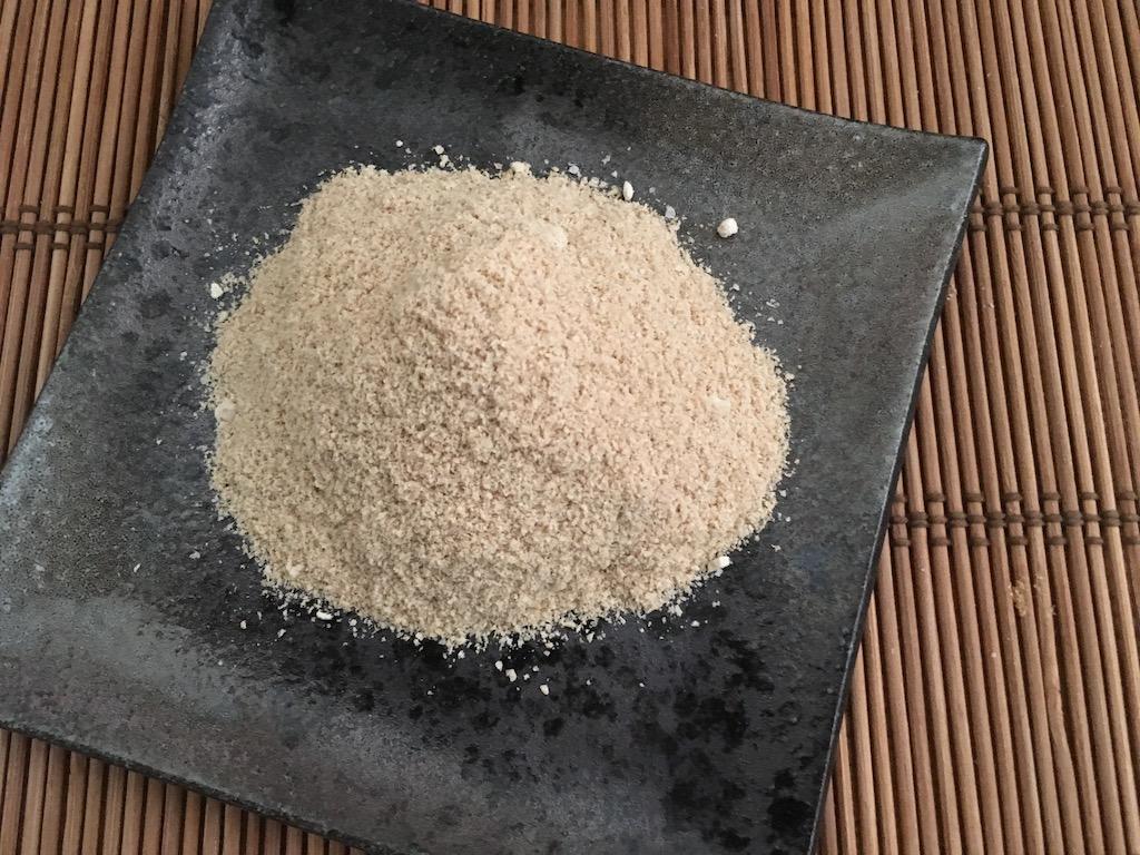 米ぬかと料理に活用
