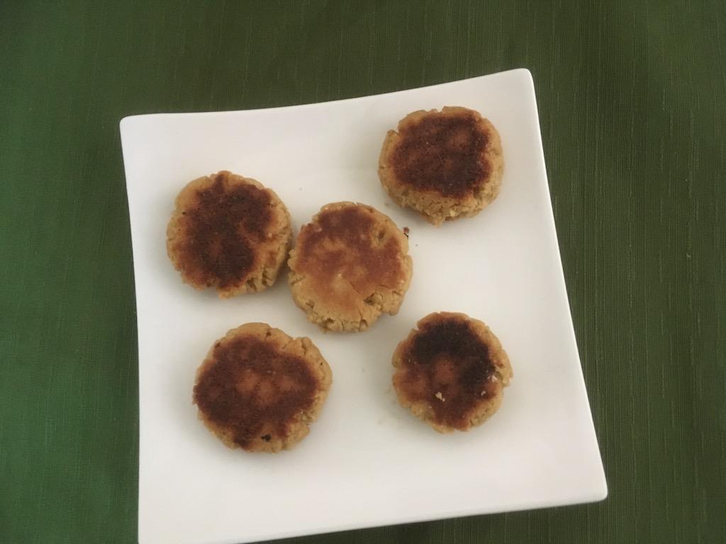 米ぬかクッキー①