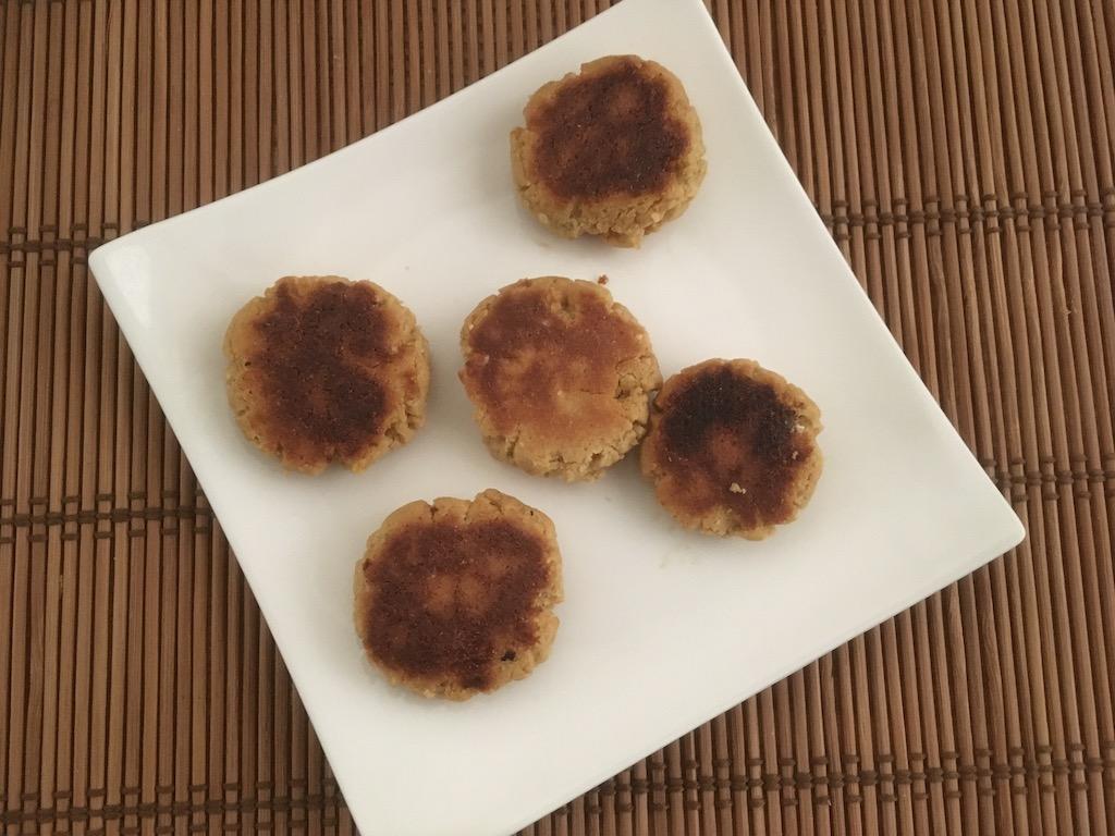 米ぬかクッキー②