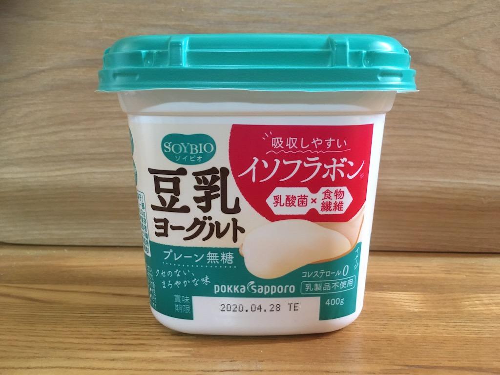 ソイビオ豆乳ヨーグルト